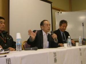 写真左から、加藤さん、神田さん、大熊さん