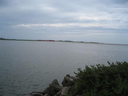 阿賀野川河口(2)