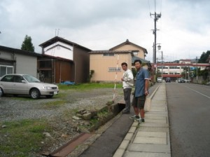 新丸屋旅館跡(2)