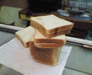 富士求パン食パン
