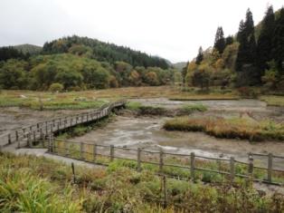 たきがしら湿原の秋(圧縮版)