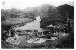 鹿瀬発電所