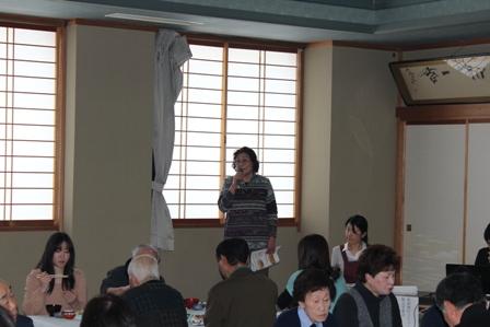 上流の山菜料理は、マンマベントの小庄司八重子さんから☆わっぱさみは農家民宿いなか家さん作!