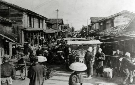 松浜の市(提供:松浜印刷所 寺山晃太氏)