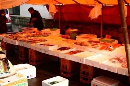 松浜市場魚