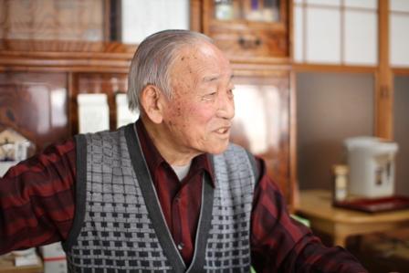 松浜内水面漁業協同組合・木村組合長