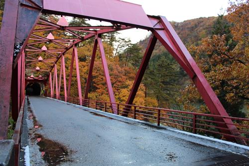 8.睦月橋紅葉