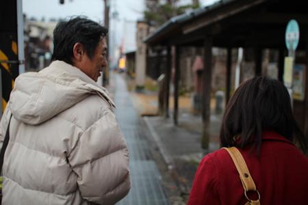 食後3@塩屋橘(阿賀町津川)