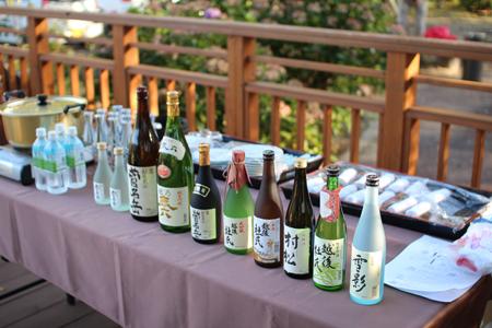 5.五泉・村松の清酒・日本酒inにいがた地酒の宿モニターツアー