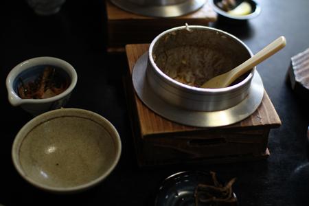 飲食後1@五頭の山茂登本店(阿賀野市旧笹神)