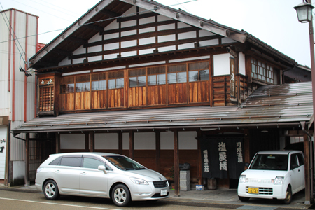 店舗1@塩屋橘(阿賀町津川)