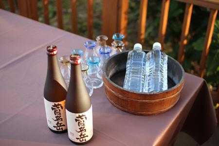 6.清酒・菅名岳(日本酒)inにいがた地酒の宿モニターツアー