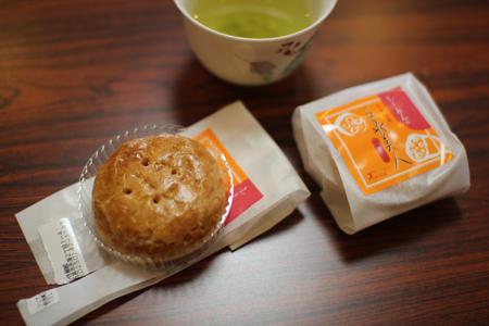 3.高森地域ロバダン:茶菓子