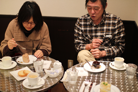 ケーキ7@CURURI・くるり しょこら亭