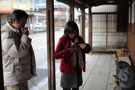 食後1@塩屋橘(阿賀町津川)