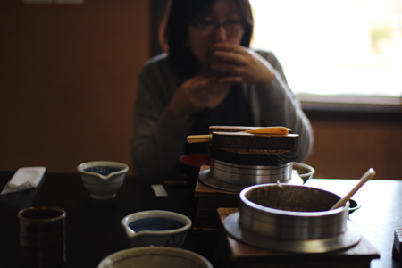 飲食後2@五頭の山茂登本店(阿賀野市旧笹神)
