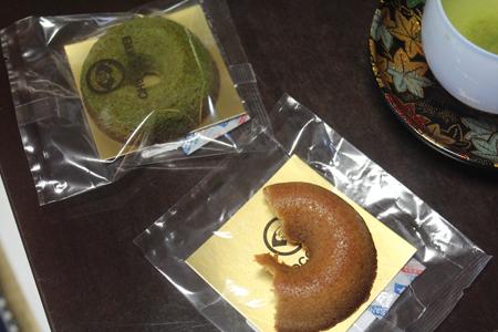 流域の茶菓子・くるりのドナーツ