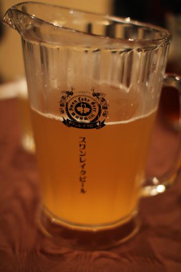 スワンレイクビール