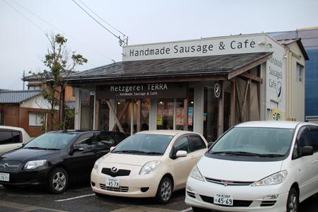 店舗前1@新潟市東区メッツゲライテラ