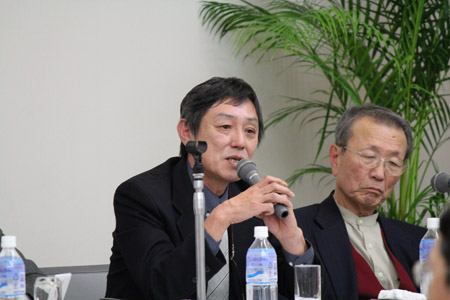新潟水俣病講演会5