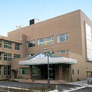 五泉市立図書館