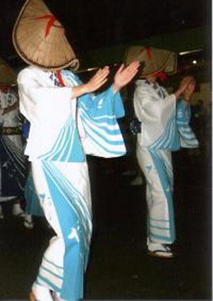 新津松坂踊り