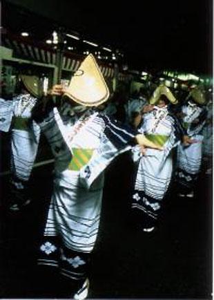 新津松坂踊り2